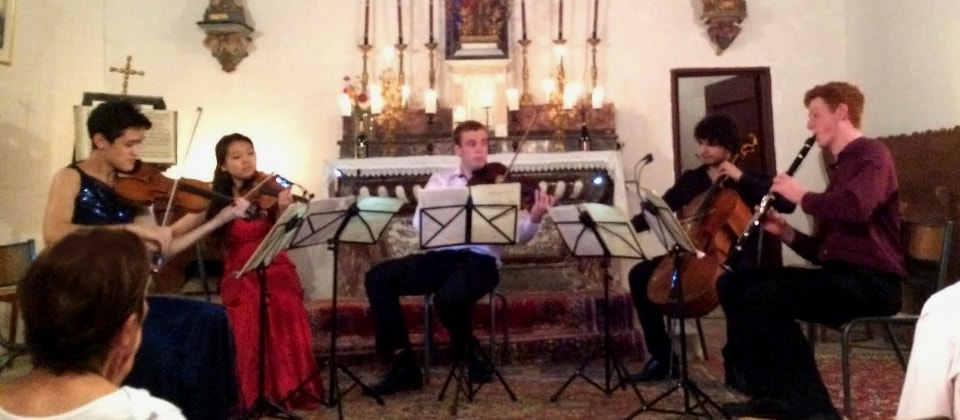 Quintette Young Virtuosi